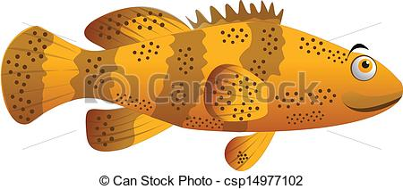 Grouper clipart #13, Download drawings