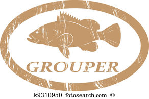 Grouper clipart #8, Download drawings
