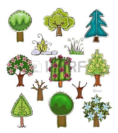 Grove clipart #5, Download drawings