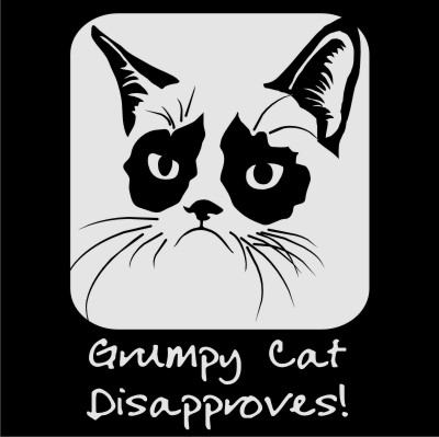 Grumpy Cat svg #13, Download drawings
