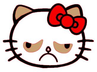 Grumpy Cat svg #5, Download drawings