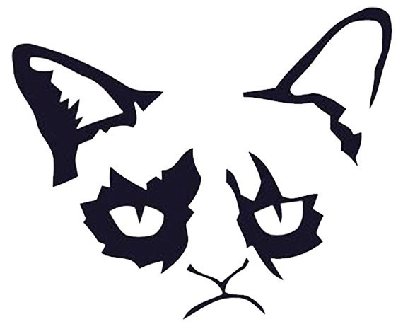 Grumpy Cat svg #19, Download drawings