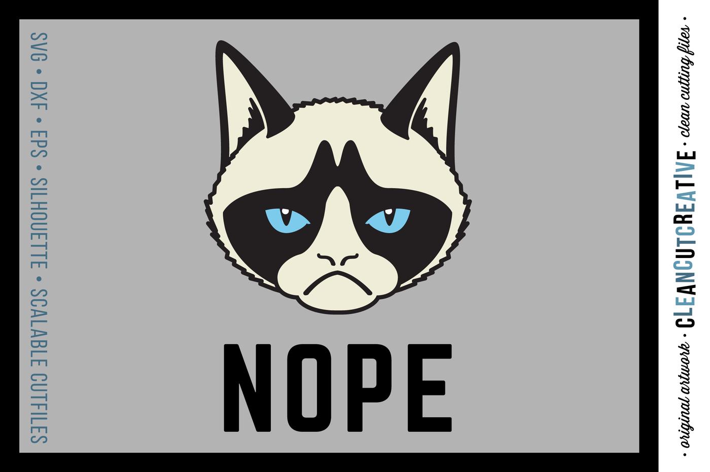 Grumpy Cat svg #8, Download drawings