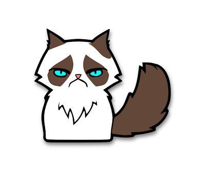 Grumpy Cat svg #11, Download drawings