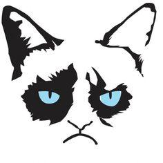 Grumpy Cat svg #16, Download drawings