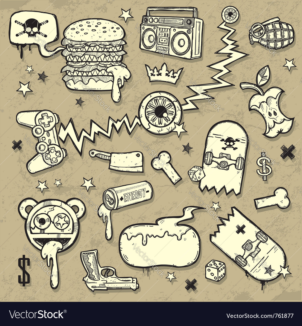 Grunge Art clipart #4, Download drawings