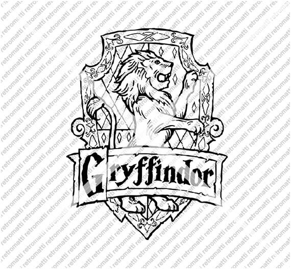 gryffindor svg #316, Download drawings