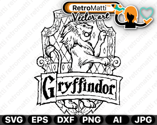 gryffindor svg #312, Download drawings