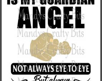 Guardian Angel svg #2, Download drawings