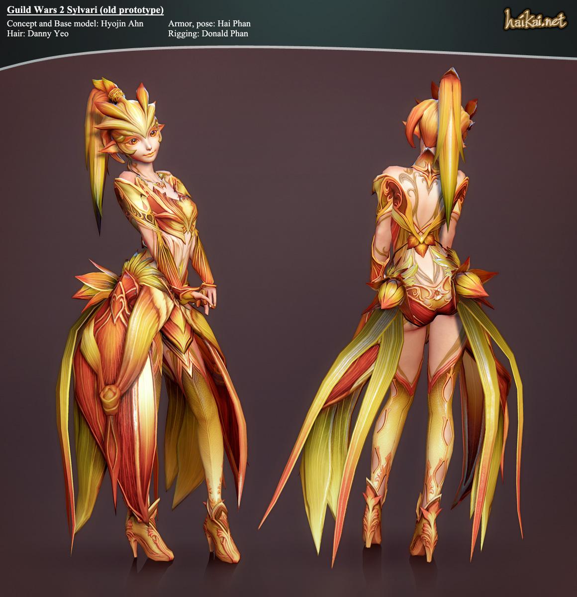 Guild Wars 2 coloring #4, Download drawings
