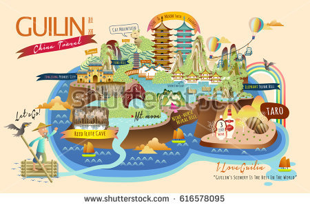Guilin clipart #10, Download drawings
