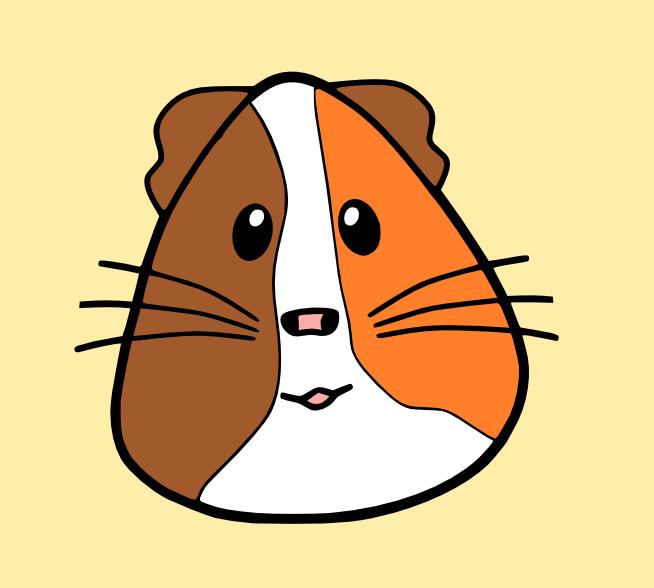Guinea Pig svg #8, Download drawings