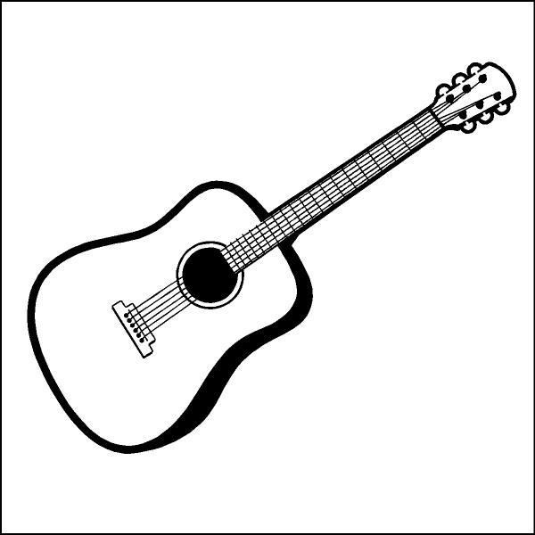 Guitar clipart #2, Download drawings