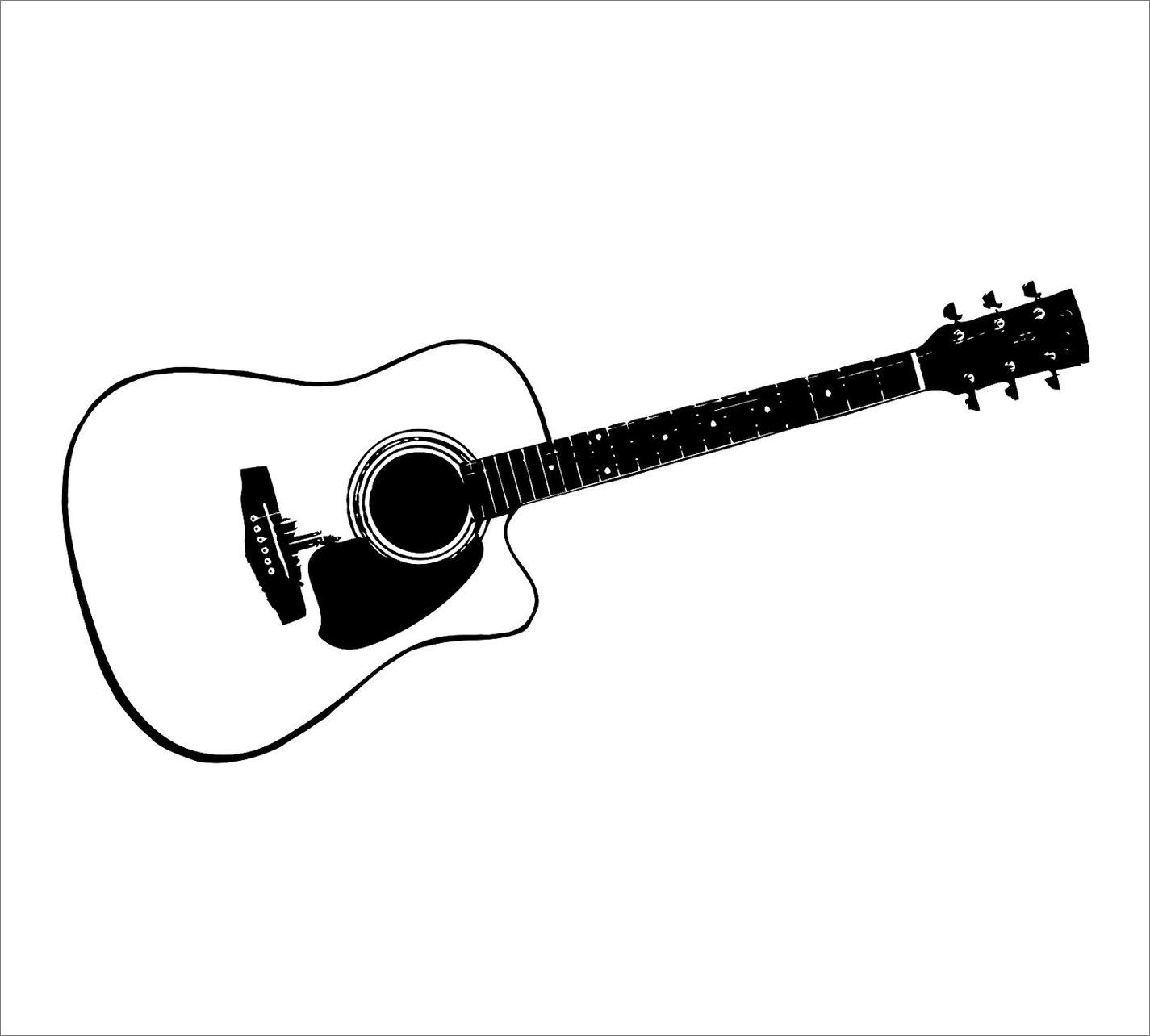 Guitar clipart #7, Download drawings
