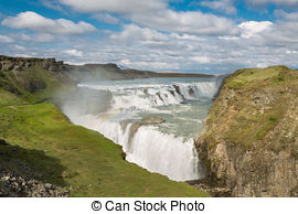 Gullfoss clipart #9, Download drawings