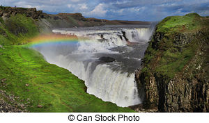 Gullfoss clipart #7, Download drawings