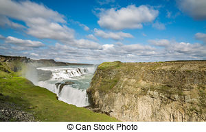 Gullfoss clipart #15, Download drawings