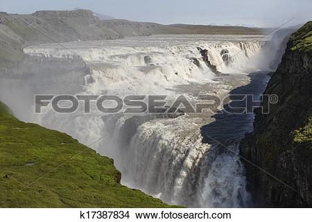 Gullfoss clipart #14, Download drawings