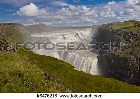 Gullfoss clipart #12, Download drawings