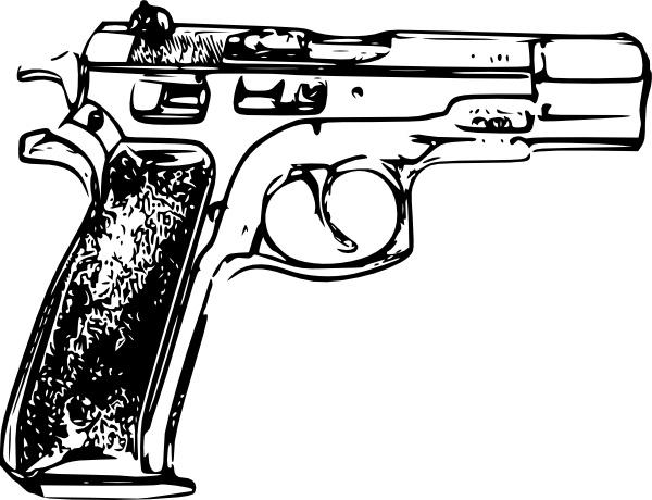 Gun clipart #11, Download drawings