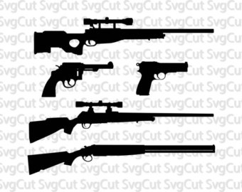 Gun svg #14, Download drawings