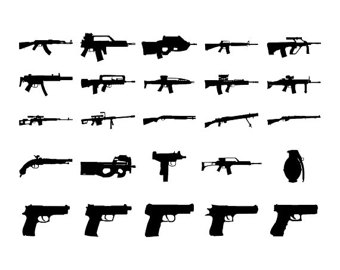 Gun svg #3, Download drawings