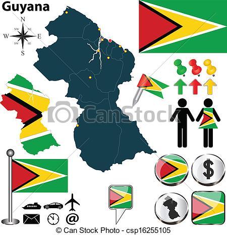 Guyana clipart #14, Download drawings