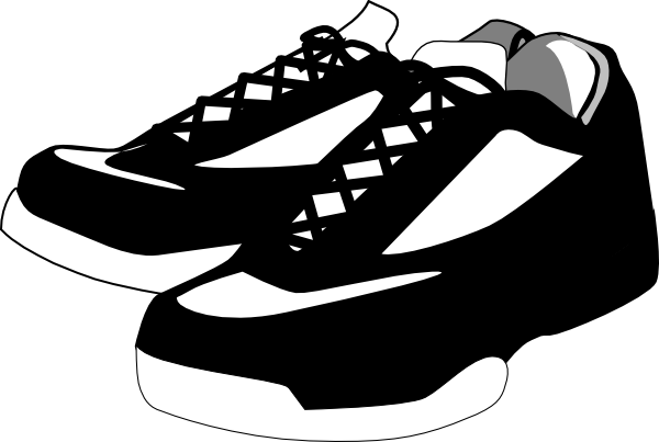 Gym-shoes clipart #14, Download drawings