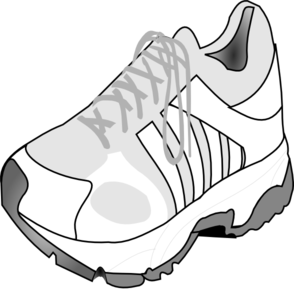 Gym-shoes clipart #7, Download drawings