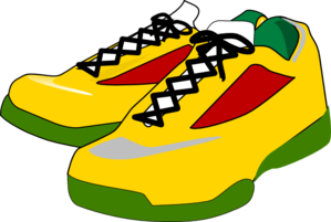 Gym-shoes clipart #5, Download drawings