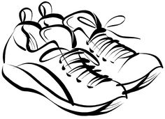 Gym-shoes clipart #8, Download drawings