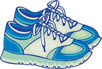 Gym-shoes clipart #13, Download drawings