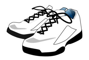 Gym-shoes clipart #19, Download drawings