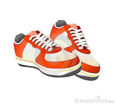 Gym-shoes clipart #9, Download drawings