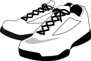 Gym-shoes clipart #17, Download drawings