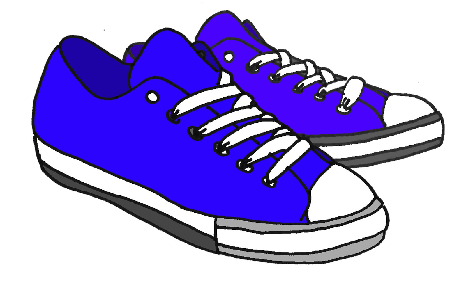 Gym-shoes clipart #3, Download drawings