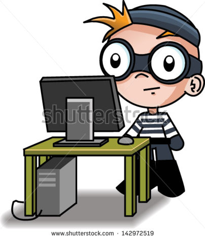 Hacker clipart #5, Download drawings