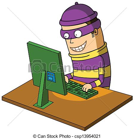 Hacker clipart #6, Download drawings
