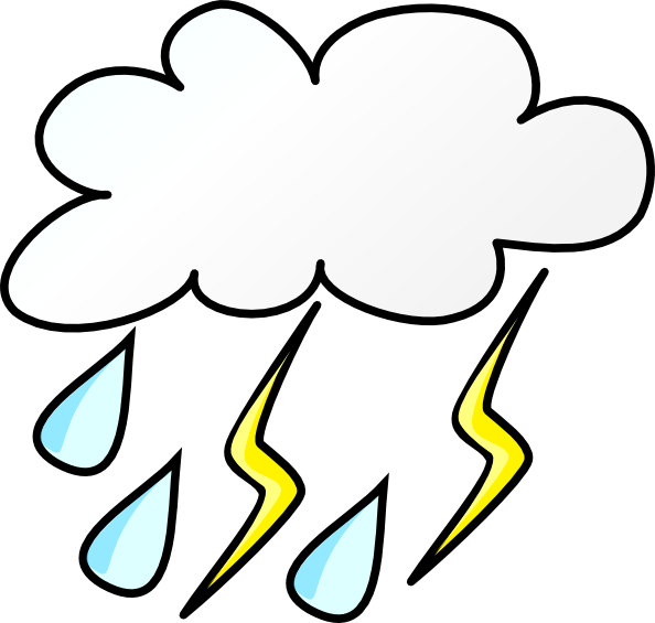 Thunder Storm clipart #5, Download drawings
