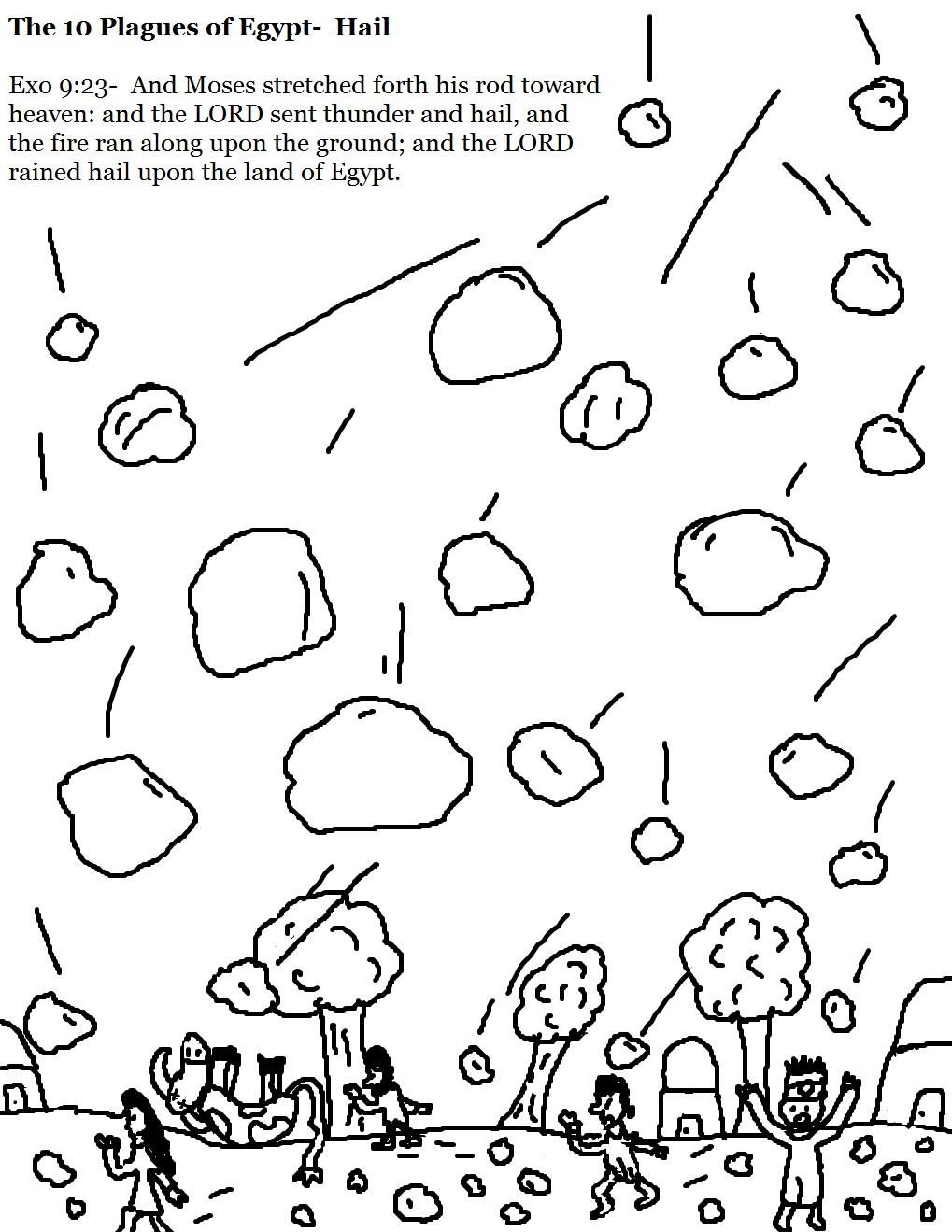 Hail coloring #18, Download drawings