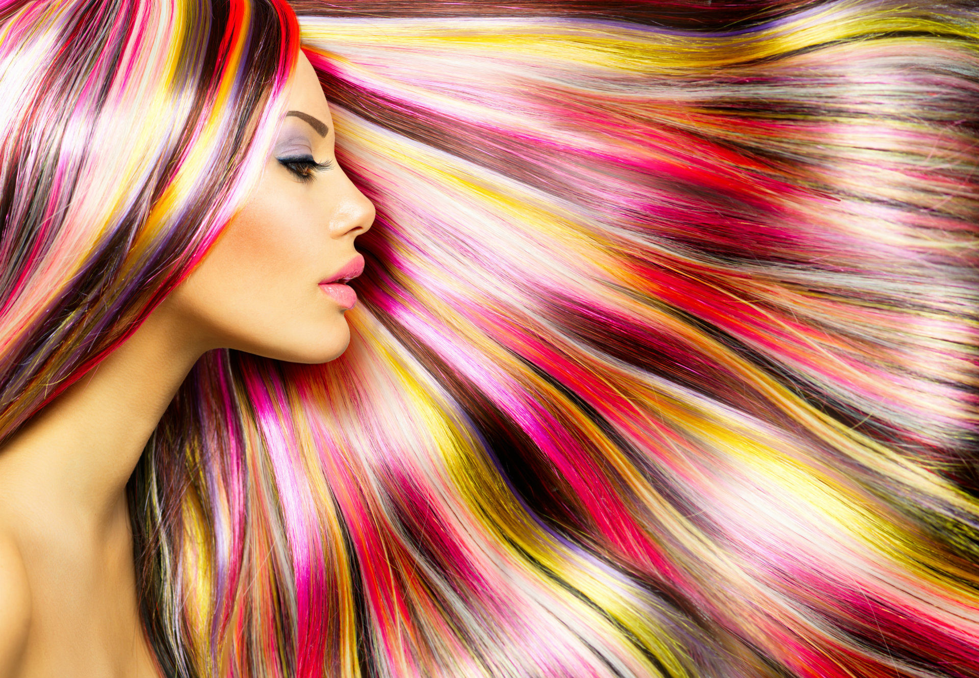 Hair coloring #14, Download drawings