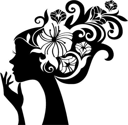 Hair svg #20, Download drawings