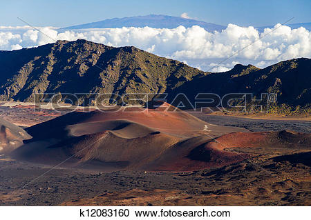 Haleakala Crater clipart #10, Download drawings