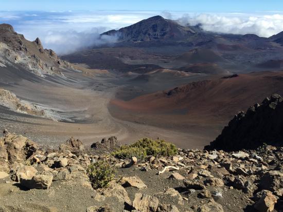 Haleakala Crater coloring #1, Download drawings