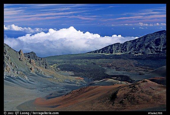 Haleakala Crater coloring #7, Download drawings
