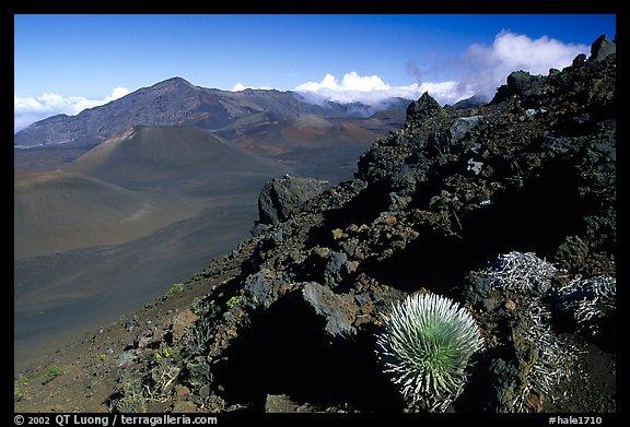 Haleakala Crater coloring #4, Download drawings