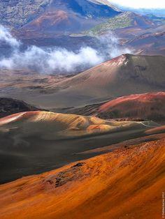Haleakala Crater coloring #3, Download drawings