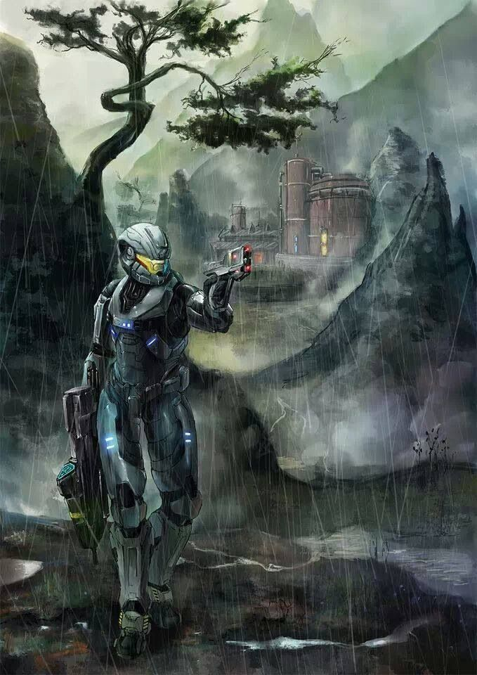 Halo Reach Mountains clipart #17, Download drawings
