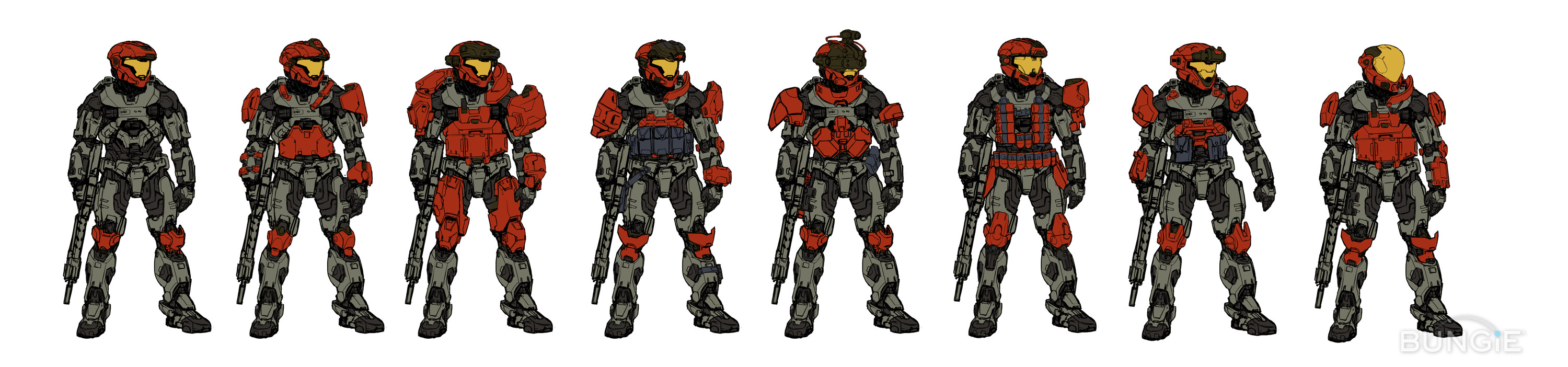 Halo Reach Mountains coloring #11, Download drawings