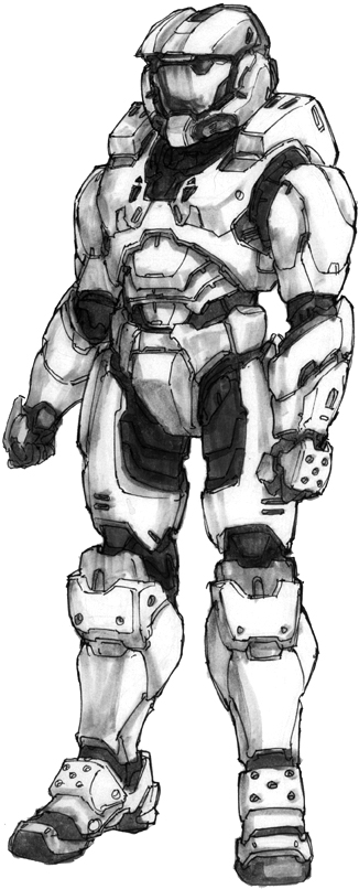 Halo Reach Mountains coloring #4, Download drawings